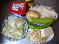 韩式大酱汤的做法步骤2