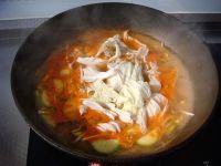 韩式大酱汤的做法步骤7