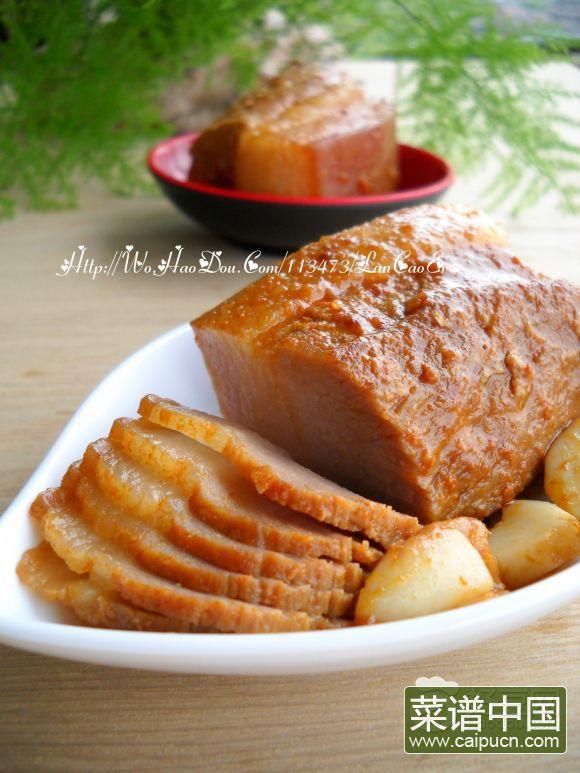 蒜香奥尔良烤肉