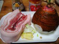 南乳扣肉的做法步骤1