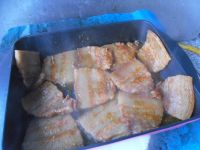 煎五花肉的做法步骤8