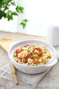 腊肉土豆焖饭的做法步骤5