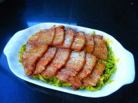 煎五花肉的做法步骤10