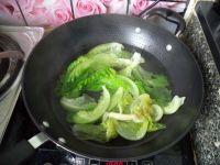 蚝油生菜的做法步骤7
