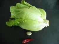 蚝油生菜的做法步骤1