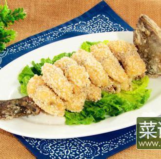 吉利生鱼卷