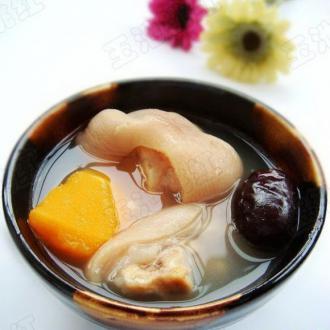 木瓜猪蹄汤