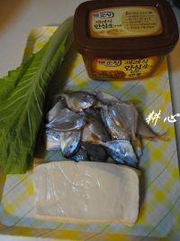 豆腐大酱汤的做法步骤1