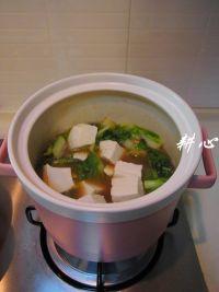 豆腐大酱汤的做法步骤10