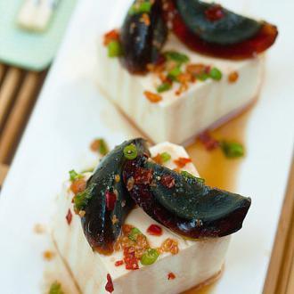福禄寿喜拌豆腐