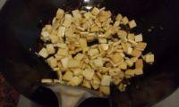 宫保豆腐丁的做法步骤9