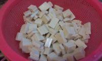 宫保豆腐丁的做法步骤2