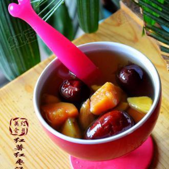 红薯红枣汤