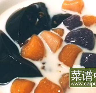 自制芋圆烧仙草(3种