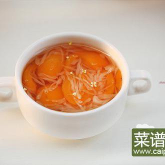 枇杷柚子百合饮