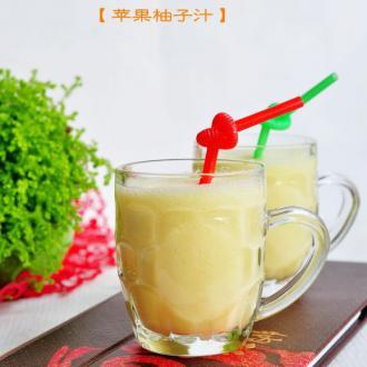 苹果柚子汁
