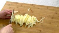 醋溜土豆丝的做法步骤1