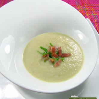 法式奶油菜花汤