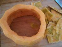 南瓜糯米糍的做法步骤1