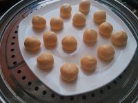 南瓜糯米糍的做法步骤8