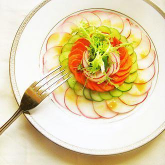 瘦身蔬菜芥末汁沙拉Ca