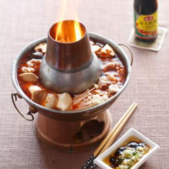 重庆鲜菇火锅