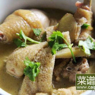 湘菜版蘑菇炖小鸡