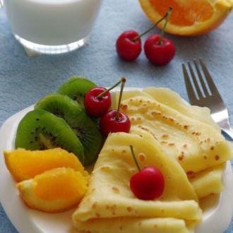唤醒清晨的橙香鸡蛋软