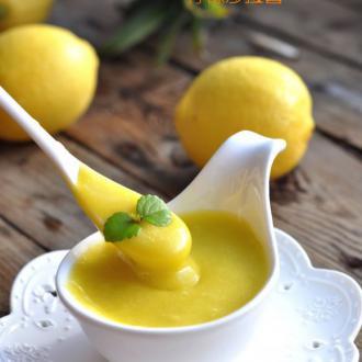 柠檬沙拉酱