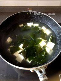 海带豆腐减肥汤的做法步骤5