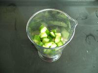 黄瓜梨子汁的做法步骤4