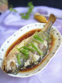 清蒸黄鱼的做法步骤13