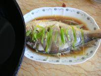 清蒸黄鱼的做法步骤12