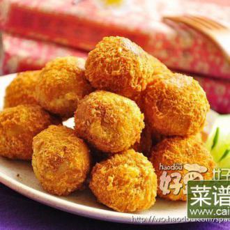 豆腐土豆丸子