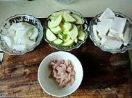 韩式大酱汤的做法步骤4