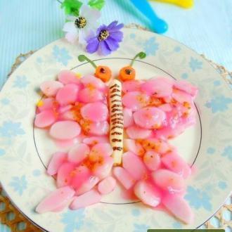 糖桂花山药——春天里