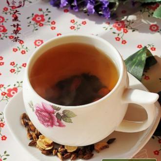 大麦甘草茶-减脂助消