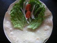 墨西哥鸡肉卷的做法步骤8