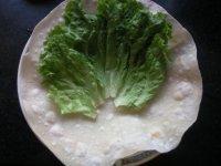 墨西哥鸡肉卷的做法步骤7