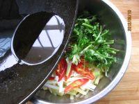 凉拌土豆丝的做法步骤11