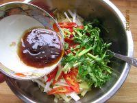 凉拌土豆丝的做法步骤9