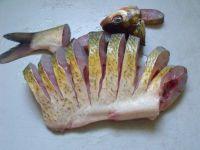 孔雀开屏鱼的做法步骤2