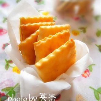中式传统牛奶饼干