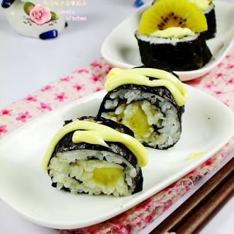 金艳果沙拉寿司