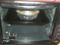 花生酱酸奶磅蛋糕的做法步骤9