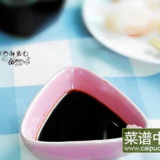 自制海鲜酱油