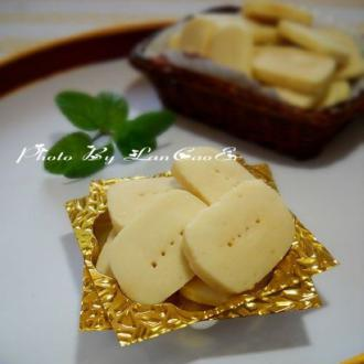 微波柠蜜小酥饼