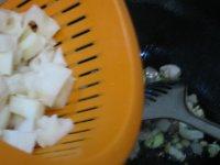 糖醋藕丁的做法步骤8