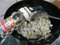 糖醋藕丁的做法步骤11