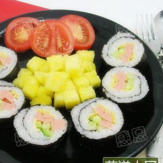 寿司.水果